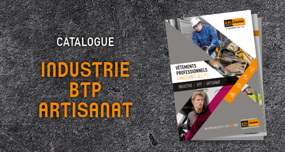 Catalogue INDUSTRIE BTP ARTISANAT
