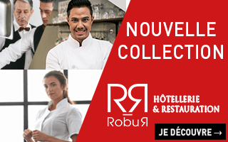Robur vêtements Hotellerie & Restauration